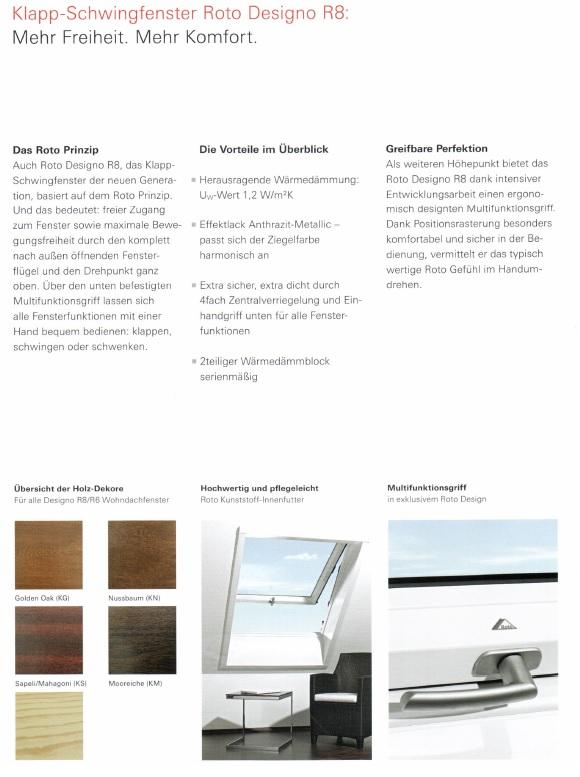 ROTO Dachfenster 2